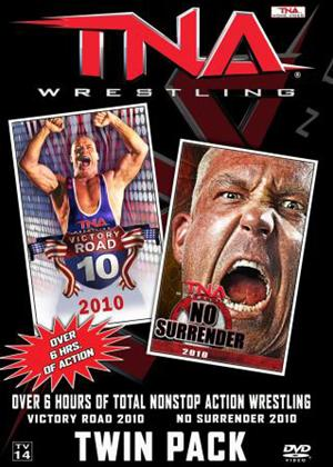 Rent TNA Wrestling Twin Pack: Victory Road and No Surrender 2010 Online DVD Rental