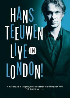 Hans Teeuwen: Live in London Online DVD Rental