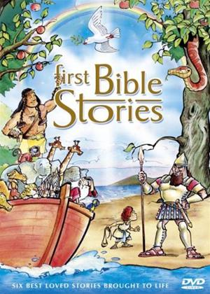 First Bible Stories Online DVD Rental