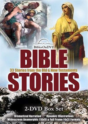 Rent Bibles Stories: Old and New Testament Online DVD Rental