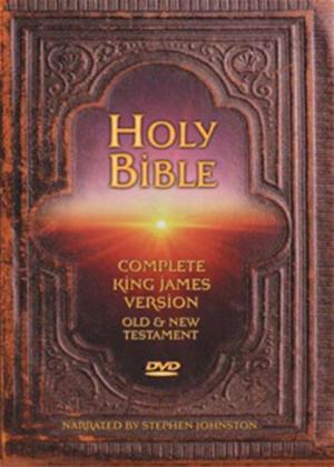 Rent Holy Bible: Complete King James Version Online DVD Rental