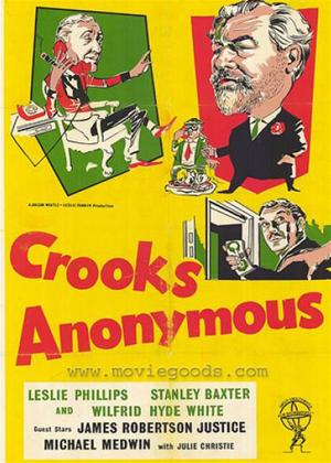Crooks Anonymous Online DVD Rental
