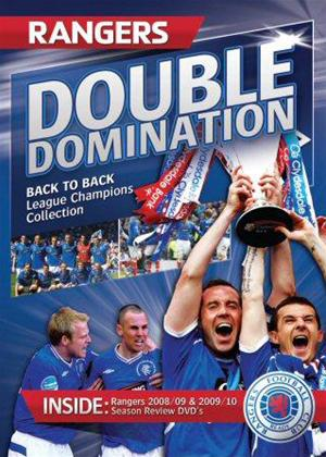 Rangers FC: That's Why We Are Champions Online DVD Rental