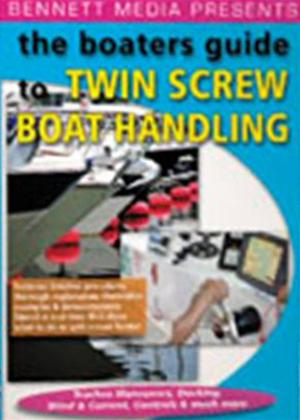 Rent The Boaters Guide to Twin Screw Boat Handling Online DVD Rental