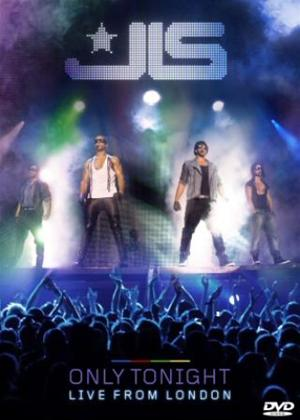 JLS: Only Tonight: Live in London Online DVD Rental