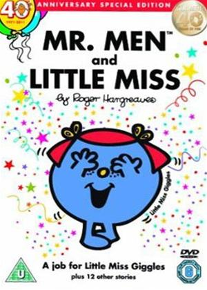 Mr Men and Little Miss: A Job for Little Miss Giggles and Twelve Other Stories Online DVD Rental