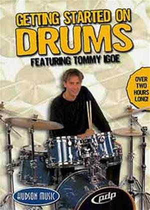 Rent Tommy Igoe: Getting Started on Drums Online DVD Rental