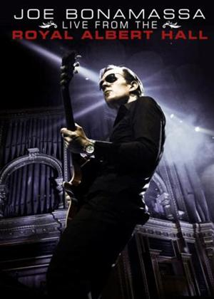 Joe Bonamassa: Live from the Royal Albert Hall Online DVD Rental