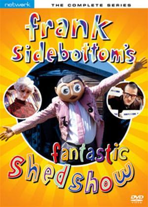 Rent Frank Sidebottom's Fantastic Shed Show Online DVD Rental