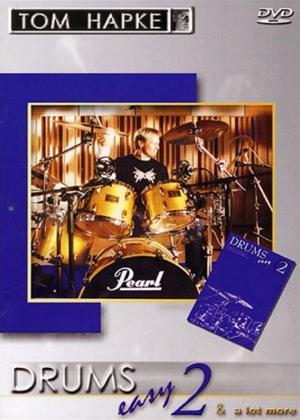 Tom Hapke: Drums Easy 2 Online DVD Rental