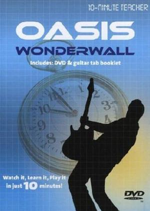 Rent 10 Minute Teacher: Oasis: Wonderwall Online DVD Rental