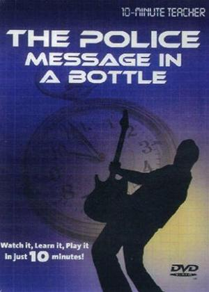 10 Minute Teacher: The Police: Message in a Bottle Online DVD Rental