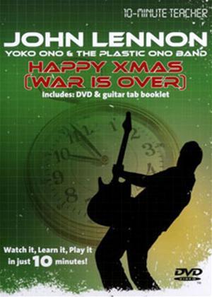 10 Minute Teacher: John Lennon / Yoko Ono: Happy Xmas (War Is Over) Online DVD Rental