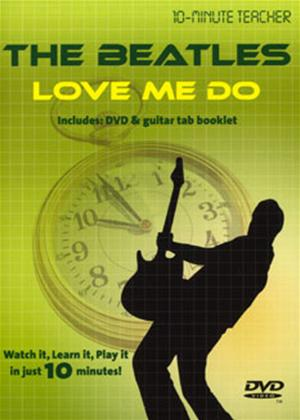 Rent 10 Minute Teacher: The Beatles: Love Me Do Online DVD Rental