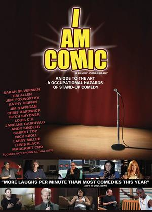 Rent I Am Comic Online DVD Rental