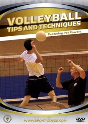 Rent Volleyball: Tips and Techniques Online DVD Rental