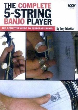 Rent Tony Trischka: The Complete 5 String Banjo Player Online DVD Rental