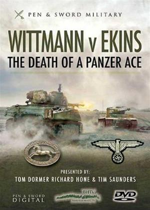 Rent Wittmann V Ekins: The Death of a Panzer Ace Online DVD Rental