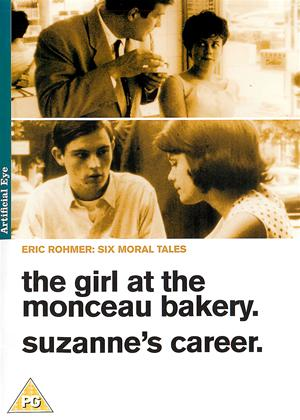 The Girl at the Monceau Bakery / Suzanne's Career Online DVD Rental