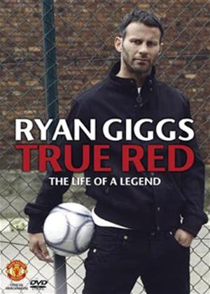 Ryan Giggs: True Red Online DVD Rental