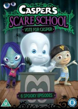 Rent Casper's Scare School: Vote for Casper Online DVD Rental