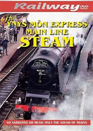 The Ynys Mon Express Main Line Steam Online DVD Rental