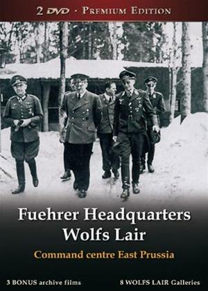 Rent Fuehrer Headquarters: Wolf's Lair Online DVD Rental