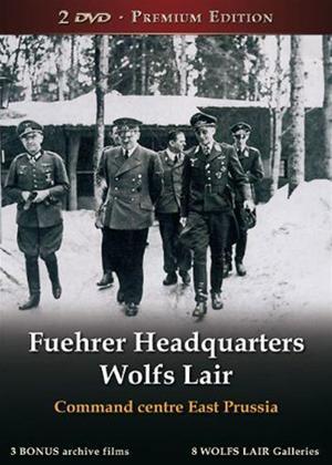 Fuehrer Headquarters: Wolf's Lair Online DVD Rental