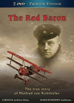Rent The Red Baron: The True Story of Manfred Von Richthofen Online DVD Rental