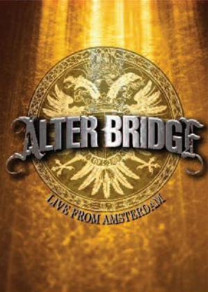 Rent Alter Bridge: Live from Amsterdam Online DVD Rental