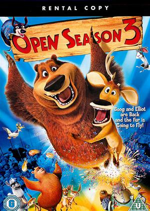 Rent Open Season 3 Online DVD Rental
