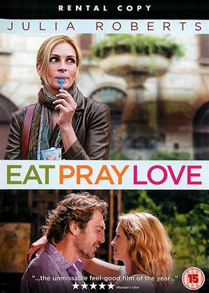 Eat, Pray, Love Online DVD Rental