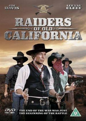 Raiders of Old California Online DVD Rental