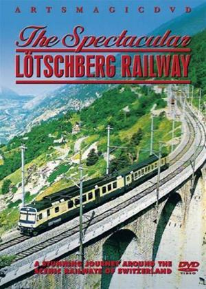 The Spectacular Lotschberg Railway Online DVD Rental