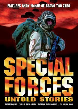 Special Forces: Untold Stories Online DVD Rental