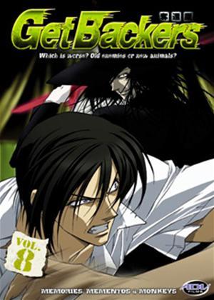 Get Backers: Vol.8 Online DVD Rental