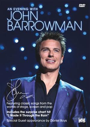 An Evening with John Barrowman Online DVD Rental