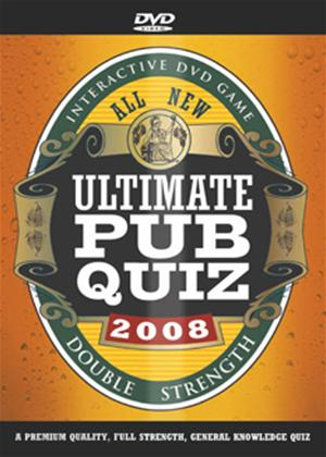 Ultimate British Pub Quiz 2008 Online DVD Rental