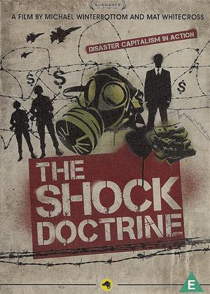 The Shock Doctrine Online DVD Rental