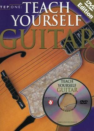 Rent Teach Yourself Guitar: Step One Online DVD Rental