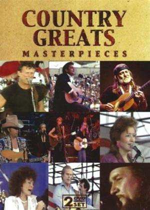 Country Greats Online DVD Rental