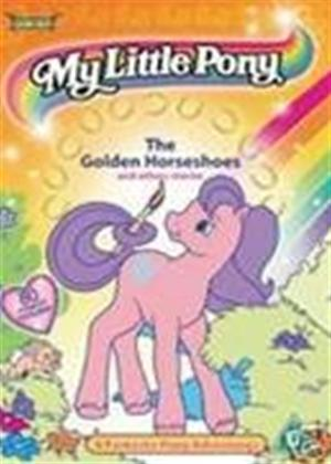 My Little Pony: The Quest for The Golden Horseshoe Online DVD Rental