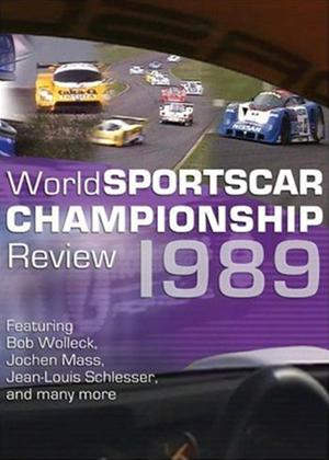 Rent World Sportscar Championship Review 1989 Online DVD Rental