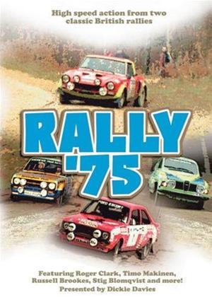 Rent Rally '75 Online DVD Rental