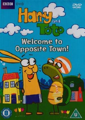 Rent Harry and Toto: Welcome to Opposite Town! Online DVD Rental