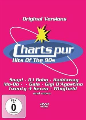Rent Charts Pur: Hits of the 90's Online DVD Rental