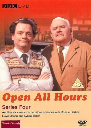 Rent Open All Hours: Series 4 Online DVD Rental