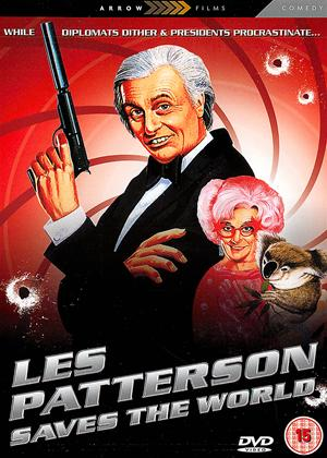 Les Patterson Saves the World Online DVD Rental