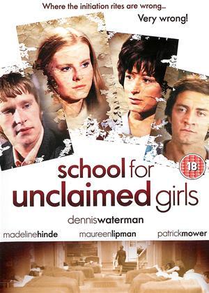 School for Unclaimed Girls Online DVD Rental