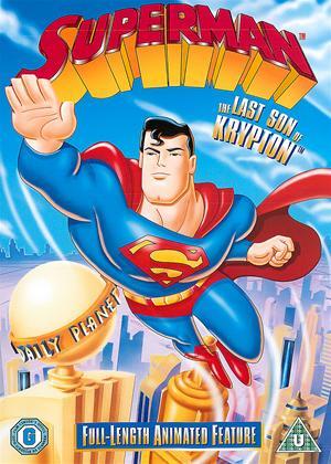 Rent Superman: The Last Son of Krypton Online DVD Rental